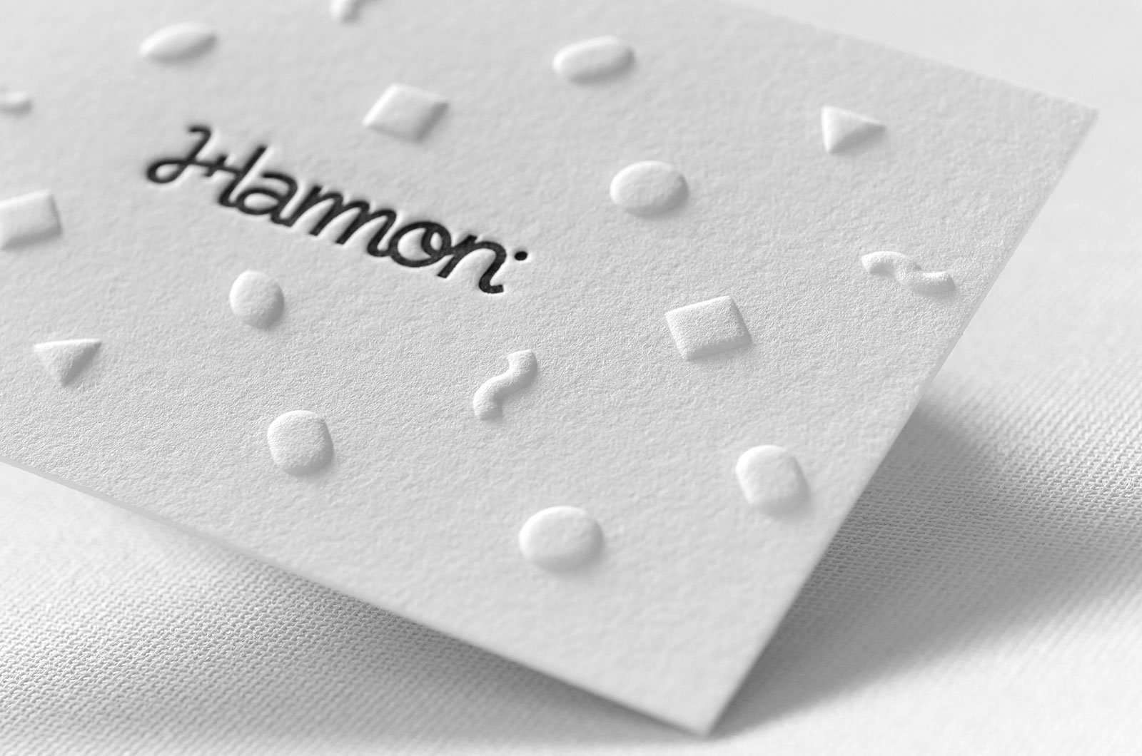 Embossed Business Cards Simple Idea To Make Them Look Exceptional