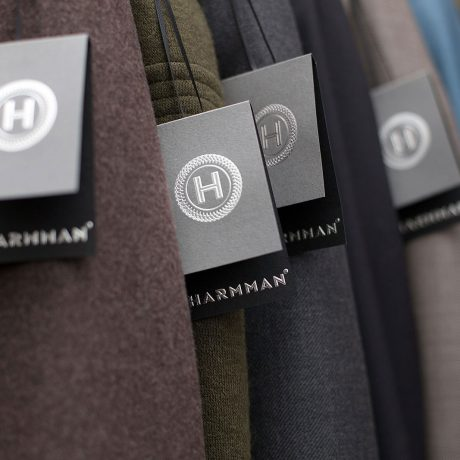 Harmman fashion hangtags