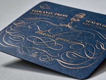 The Beauty of Engraving card 7