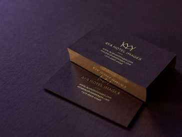 Stunning Business Cards Hotel Photographer