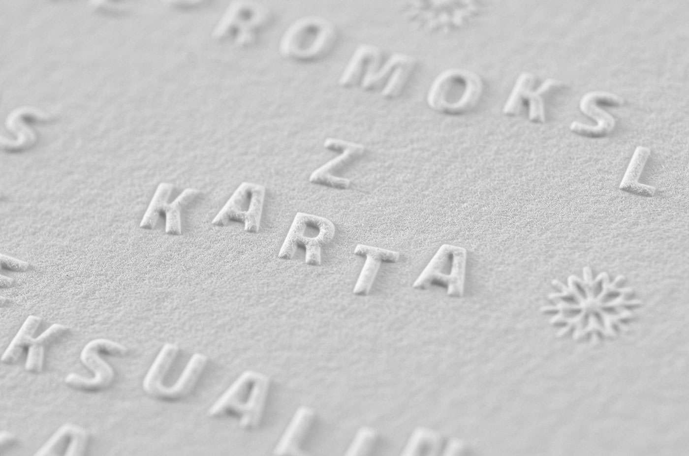 Embossed Business Christmas Cards | ELEGANTE PRESS | Design ...