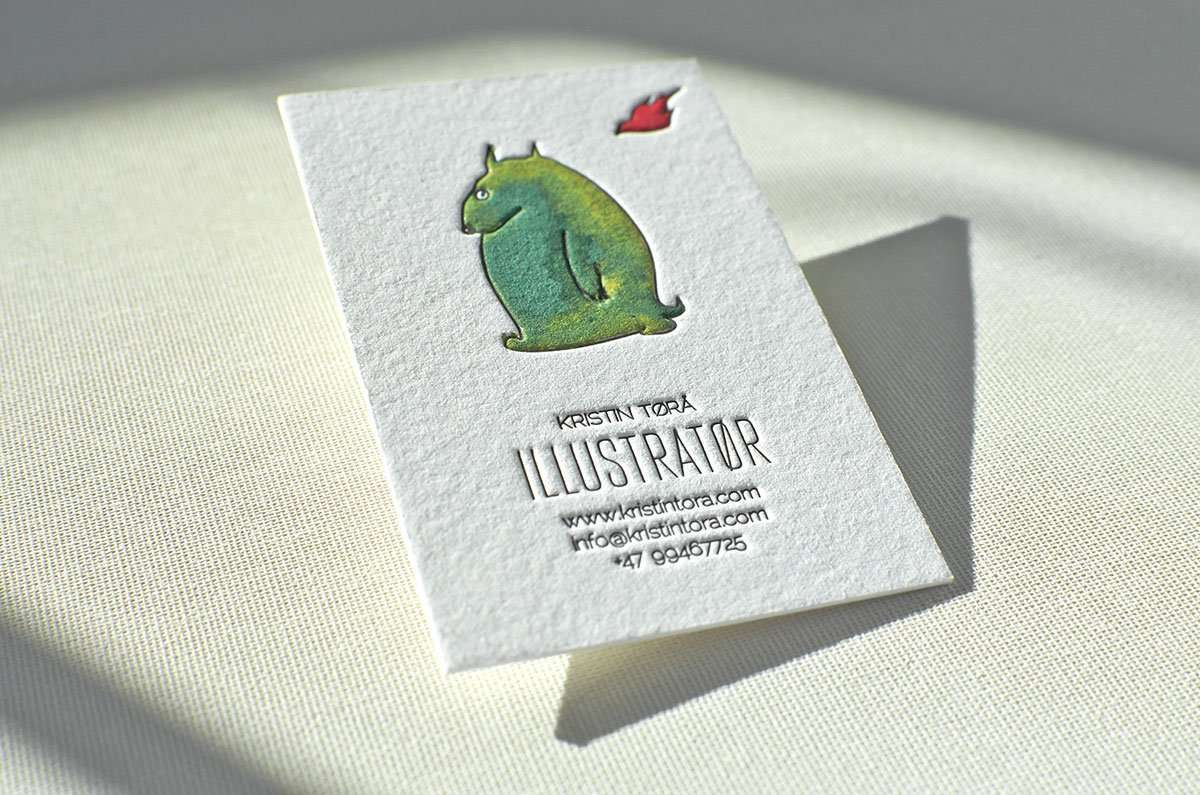 Illustration business card selol ink illustration business card colourmoves